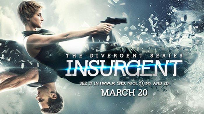 Lanjutan Petualangan Tris dan Four di Divergent, Ini Sinopsis Film Insurgent, di Bioskop Trans TV