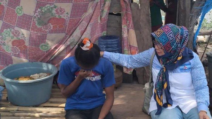 Kasihan, Warga To'bia Luwu Tinggal di Gubuk Reot Berukuran 3x3 Bersama Istri dan 4 Anaknya