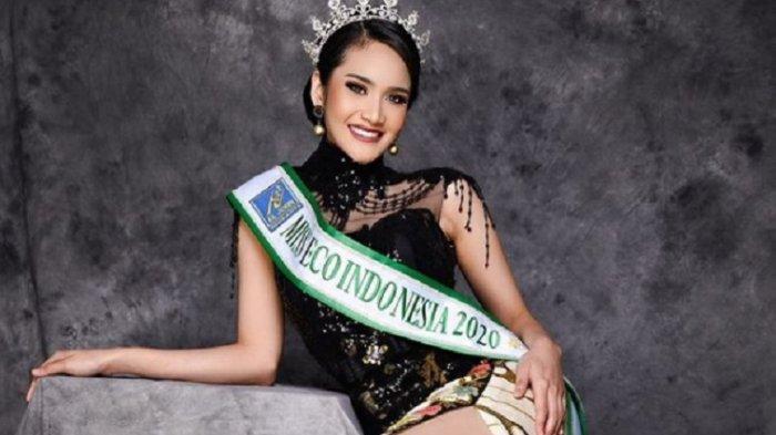 PROFIL atau Biodata Intan Wisni Disebut BIkin Malu Indonesia di Ajang Miss Eco International 2021
