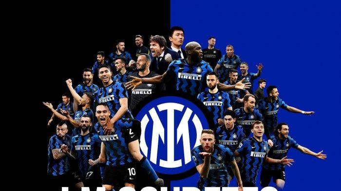 Hasil Liga Italia: Inter Milan Dipastikan Juara Liga Italia 2020-2021