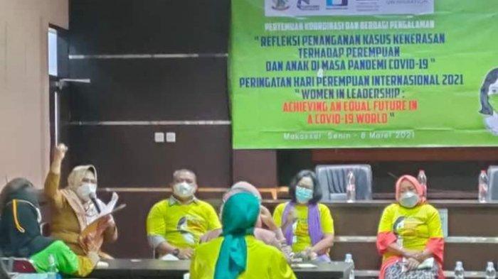 IOM - DP3A UPTD PPA Sulsel Dorong Penanganan Kasus Kekerasan Perempuan dan Anak Lebih Masif