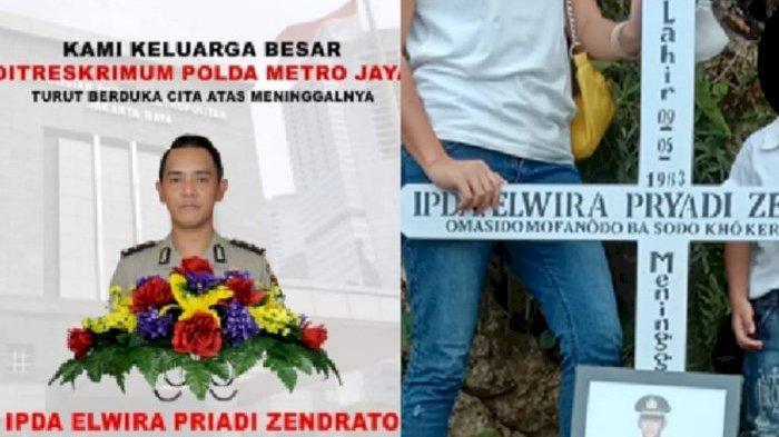 Komnas HAM Minta Polisi Jelaskan Secara Rinci Terkait Kematian Ipda Elwira Pryadi Zendrato