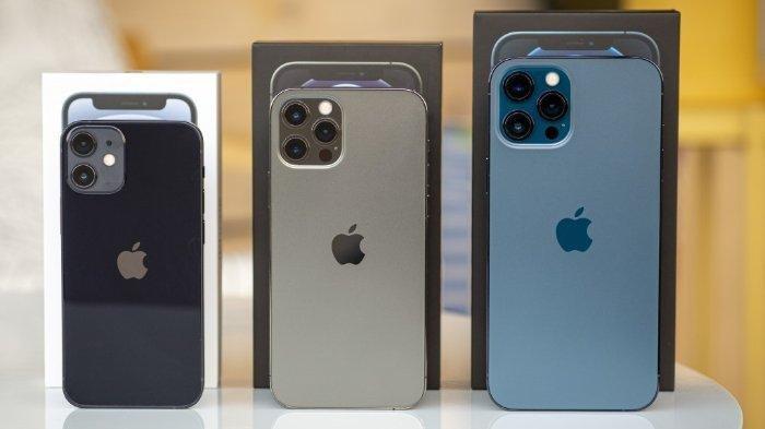 Harga Terbaru Hp iPhone Akhir Agustus 2021, Mulai iPhone XR, iPhone SE, iPhone 11, iPhone 12 Mini