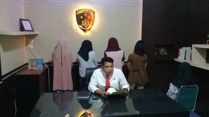 Videonya Viral Saat Berkelahi, 5 Remaja Putri di Sinjai Ditangkap Polisi