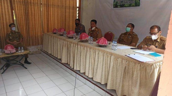 Hadiri Musrenbang RKPD, Kapolsek Anggeraja  Enrekang Siap Kawal Program Pembangunan Daerah