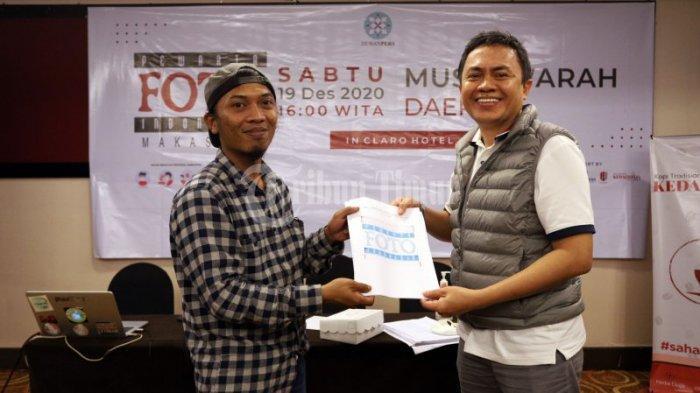 Raih Suara Terbanyak di Musda ke-3, Iqbal Lubis Nahkodai PFI Makassar