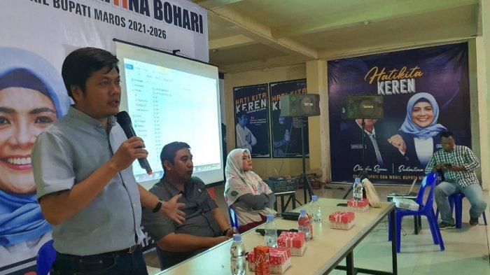 Irfan AB jadi Master Campaign Chaidir-Suhartina, Ini Alasannya