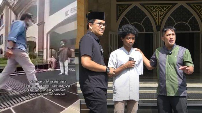 Terungkap Cara HajiMonty Mendidik Raja 'Si Sultan' Penjaga Masjid, Irfan Hakim: Masya Allah!