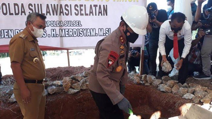 Kantor Polres Luwu Timur Bakal Dipindahkan ke Desa Puncak Indah, Berdampingan Kantor PN