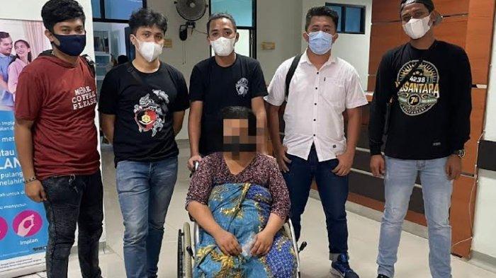 IRT Pencuri Emas di Bulukumba Digelandang Polisi Usai Melahirkan