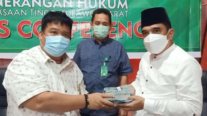 Kejati Sulbar Selamatkan Donasi Bantuan Korban Gempa Rp 499 Juta dari BPBD, Ada Honor Dasad Latief
