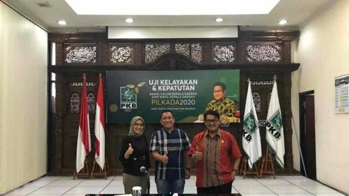 Uji Kelayakan di DPP PKB, Thorig Husler Pertama dan Irwan Bachri Syam Kedua