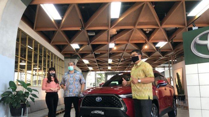 Januari-Juli 2020, Kalla Toyota Jual 7.327 Unit Mobil