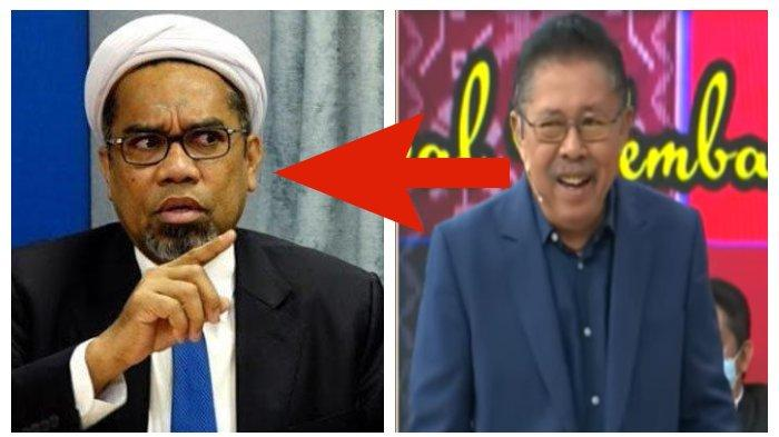 Isi Koper Ali Ngabalin Ditanyakan Karni ILC TV One, Anak Buah Jokowi ke Amerika Bareng Edhy Prabowo