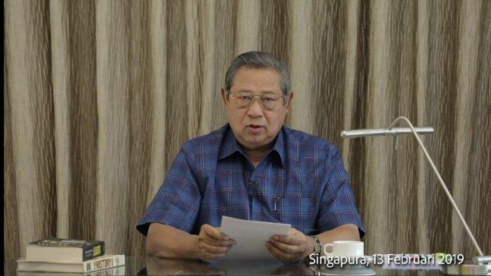 TERNYATA Karena Ini Prabowo Batal Bertemu Susilo Bambang Yudhoyono Usai Pilpres