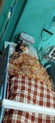 Sesama Orang Enrekang Tabrakan di Depan Kuburan Cina Pinrang, 1 Kritis, 1 Patah Tulang