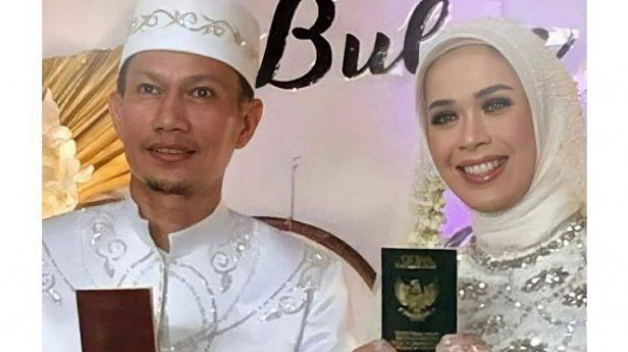 Ismed Sofyan Bek Persija Menikah Lagi dengan Wanita 16 Tahun Lebih Muda, Siapa Sosok NurulFazira?