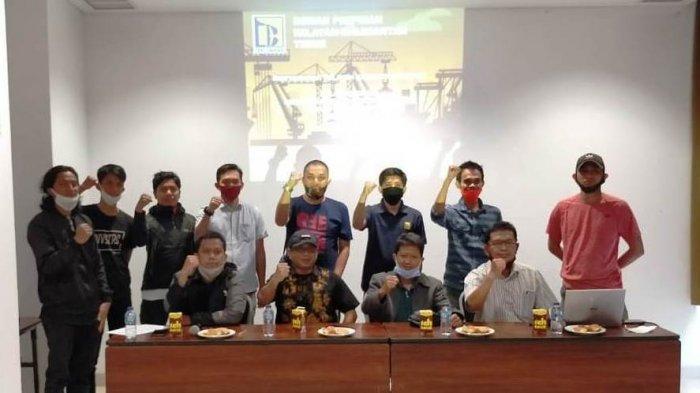 ISP Unhas DPC Kaltim Cari Ketua Baru, Aminuddin Akil Terpilih Ketua, Gantikan Dr Ir Isradi Zainal