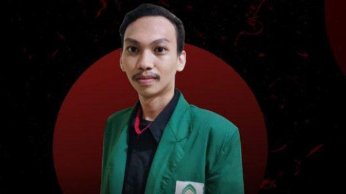 Isra Abdi Syamsu Pimpin Dewan Mahasiswa UIN Alauddin Periode 2021
