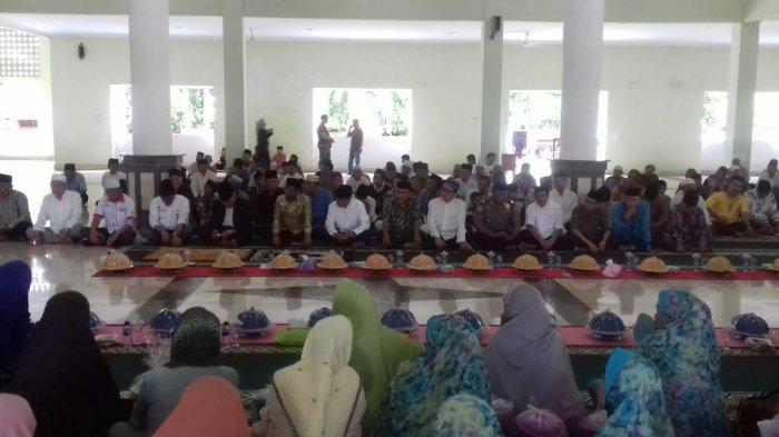 Pemkab Barru Gelar Isra Mi'raj di Masjid Agung Nurul Iman