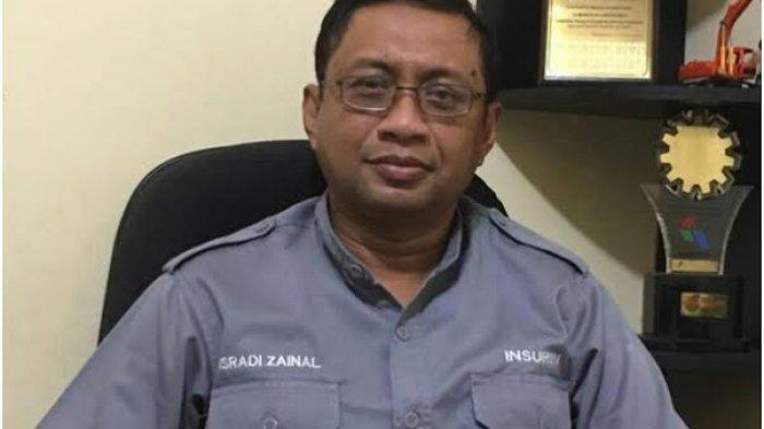 Mantan Calon Wakil Wali Kota Makassar Isradi Zainal Jadi Rektor Universitas Balikpapan atau Uniba