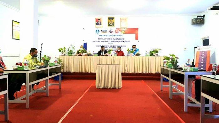 ITB Nobel Teken MoU dengan 2 Perguruan Tinggi Swasta di Makassar