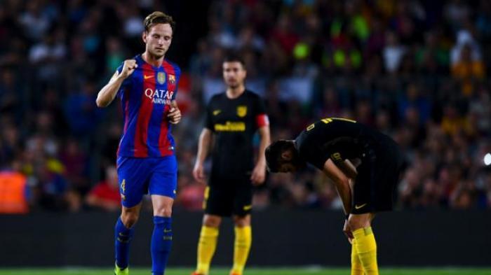 Tampil di Kandang Sendiri, Barcelona Hanya Imbang dengan Atletico Madrid