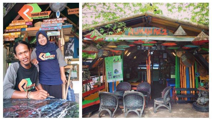 Rumah ke-2, Rest Area yang Cocok untuk Sekedar Ngopi Sambil Nikmati Alam Rammang-rammang Maros