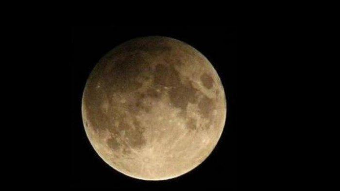 Jadi Gerhana Bulan Pertama di 2020,Seluruh Wilayah Indonesia Bisa Lihat,Catat Waktu Puncaknya Besok!