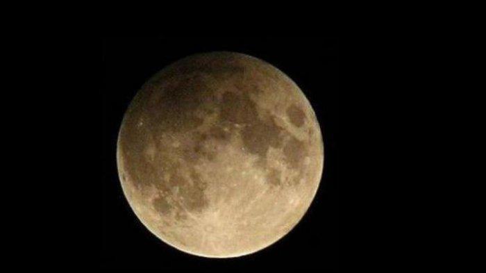 Catat Feromena Gerhana Bulan Penumbra 30 November Malam Ini, Apakah Salat Gerhana Bulan Dianjurkan?