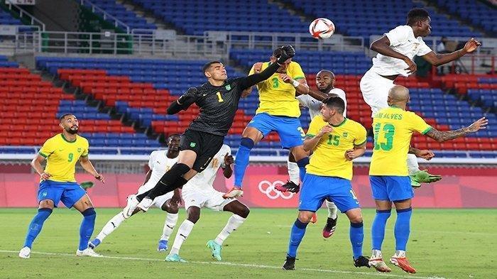 Jadwal Jam Tayang Brasil vs Arab Saudi Olimpiade Tokyo ...