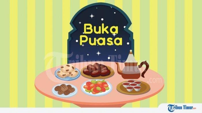 Jadwal Buka Puasa Wilayah Makassar Rabu, 6 Mei 2020, Lengkap dengan Doa Berbuka Puasa