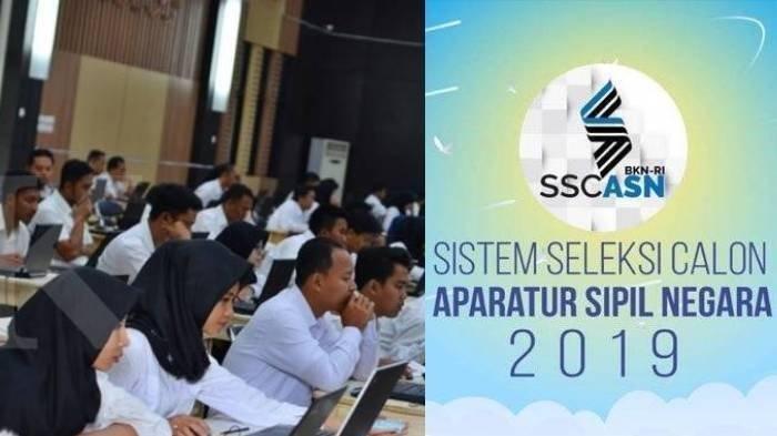 Jadwal dan Link Resmi Pengumuman Seleksi Administrasi CPNS 2019, Kapan SKD Dimulai?