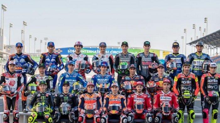 Jadwal Lengkap MotoGP 2020, Balapan Dimulai dari Qatar Live Trans7, Ini Target Realistis Rossi