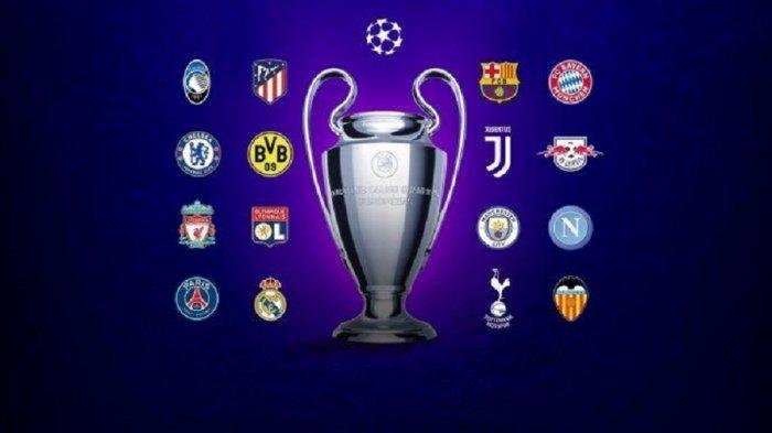 Jadwal Liga Champion Babak 16 Besar, Atletico vs Liverpool, Barca vs Napoli, Man City vs Real Madrid