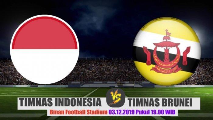 SEDANG BERLANGSUNG, 4 Link Live Streaming TV Online UseeTV Timnas U23 Indonesia vs Brunei, Tonton HP