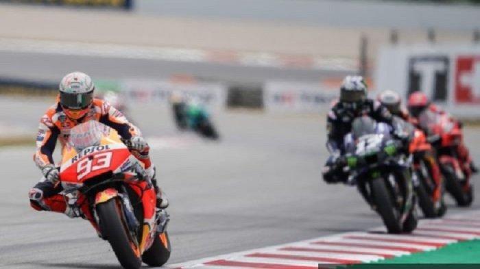 Jadwal Tayang TV Online MotoGP Jerman 2021, Urutan Lengkap Starting Grid & Posisi Rossi - Marquez