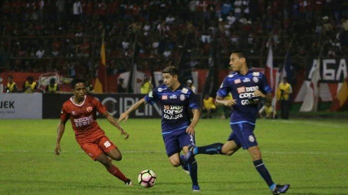 Tanpa Ferdinand Sinaga, PSM Bawa 20 Pemain ke Samarinda