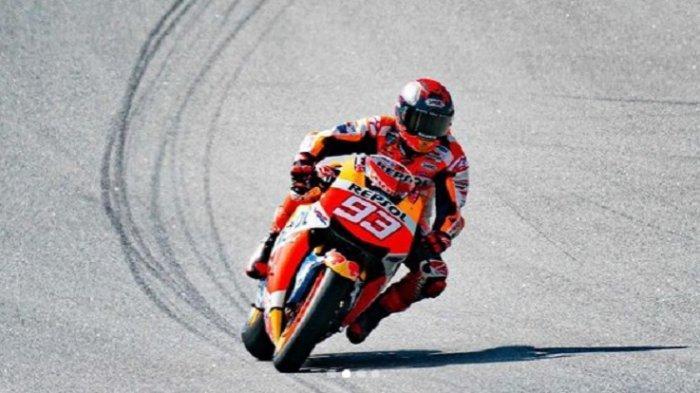 Jadwal MotoGP Qatar 2021, Marc Marquez Dipastikan Absen: Tonton Gratis via Live Streaming Trans7