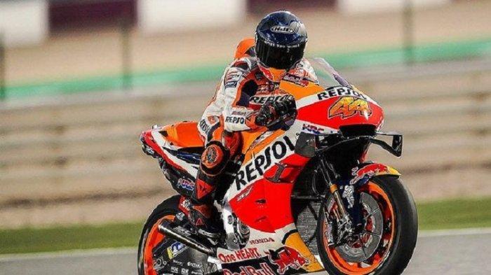 JADWAL MotoGP Qatar 2021, Mulai Jumat 26 Maret 2021, Live Streaming Trans 7 Race Pukul 00.00 WIB