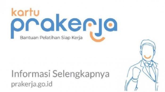 LOGIN www.prakerja.go.id untuk Daftar Kartu Prakerja Gelombang 13, Berikut Syarat dan Cara Daftar
