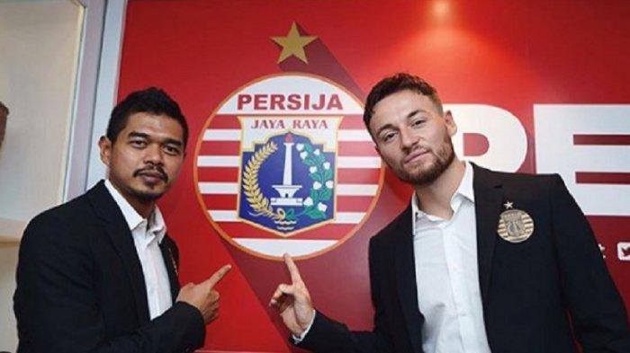 Jadwal Tanding Persija Jakarta di Liga 1 2020, Laga Pembuka Lawan Borneo FC: Marc Klok Jumpa PSM!