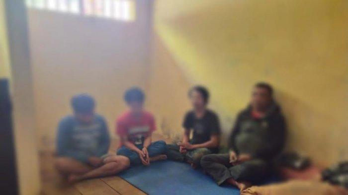 5 Spesialis Pelaku Pencurian Anjing di Gowa Diringkus Polisi, Bakal Dijual ke Toraja
