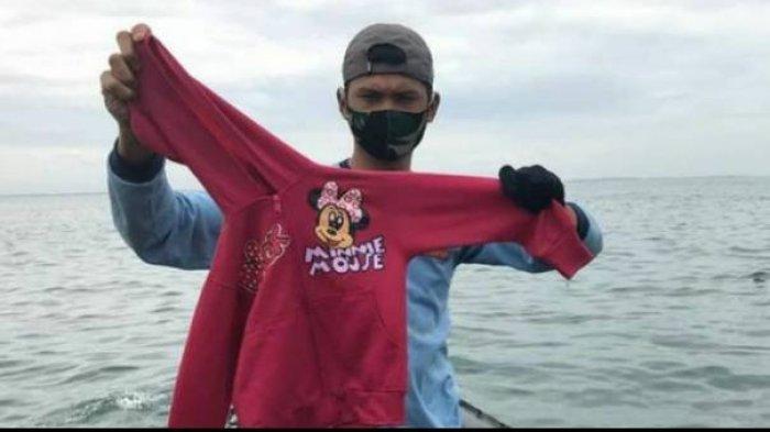 Akhirnya Jenazah Adik Yumna Korban Sriwijaya Air SJ182 Berhasil Diidentifikasi, Captain Afwan Belum