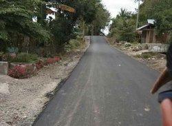 Pemkab Luwu Gelontorkan Rp 68 Miliar Aspal Jalan Antar Desa