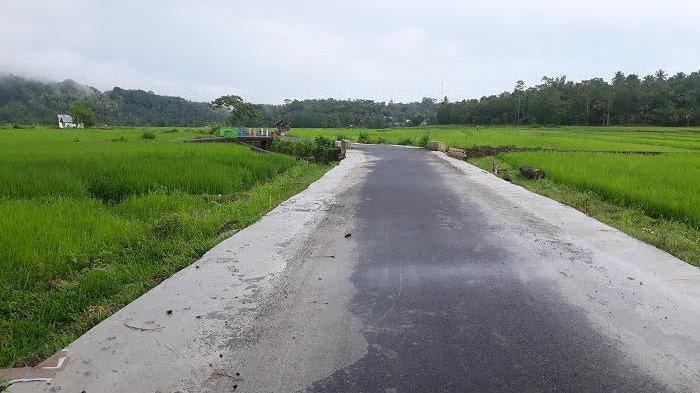 Setelah Diperbaiki, Warga Tak Lagi Was-was Melintas di Jalan Bikeru 1 ke Desa Gareccing Sinjai