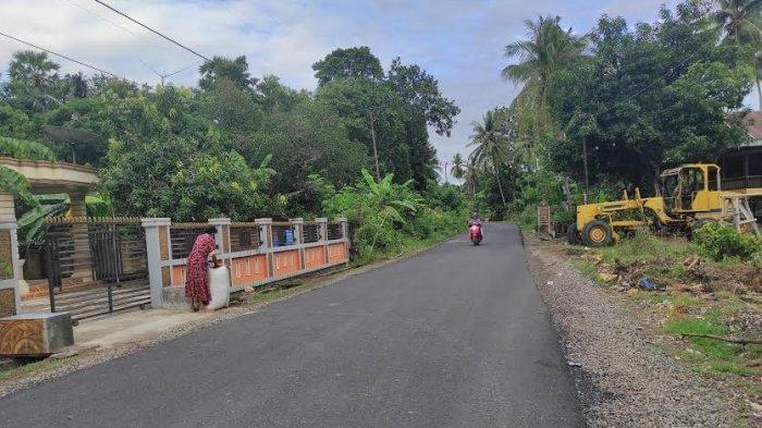 Dijanji Beton, Jalan Poros Mario-Pakkasalo Bone Hanya Diaspal