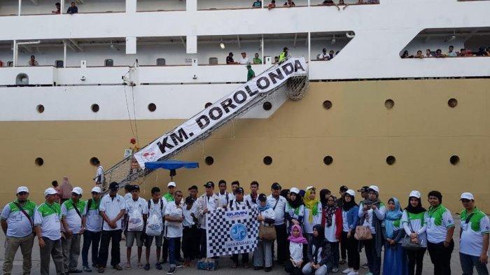 Hingga H+3 Lebaran, Jumlah Penumpang di Pelabuhan Makassar Naik 2,57%