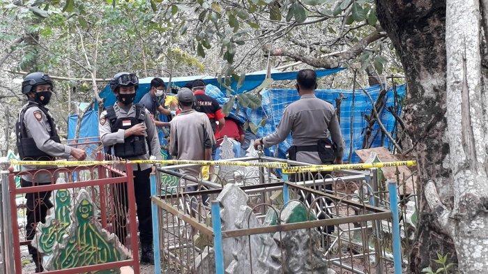 Jasad Korban Diksar Maut KPA Sangkar Luwu Timur Diautopsi
