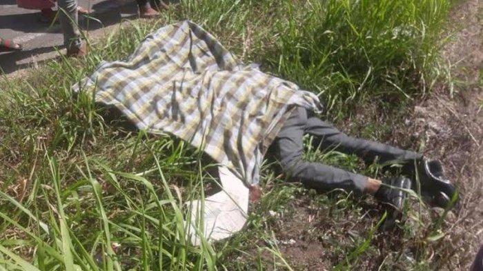 Hindari Lubang, Warga Luwu Utara Tewas Kecelakaan di Jalan Poros Bone-Wajo